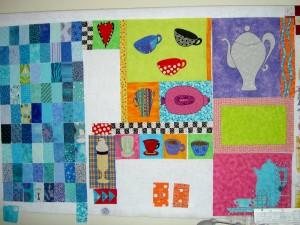 Design Wall 2/22/2009