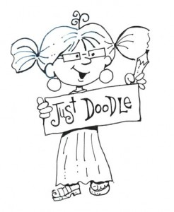 Violette's Doodle Girl