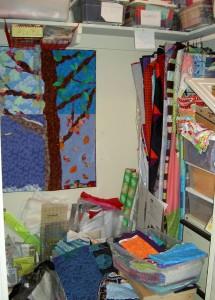 Fabric Closet, Working
