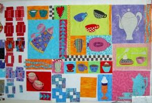 Design Wall, 3-22-2009