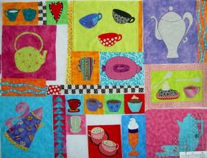 The Tarts Come to Tea, 4/12/2009