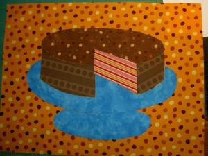 Cake Plate Pottery