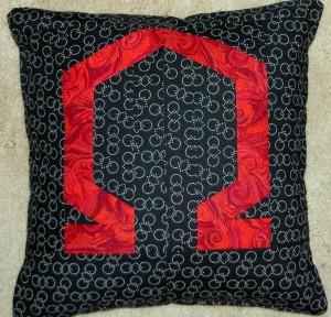Omega Block Pillow, Social Studies Teacher, 6B