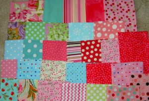 Fabric Selection, August 2009