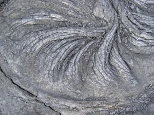 Kilauea volcano lava