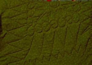 Chocolate Box, detail