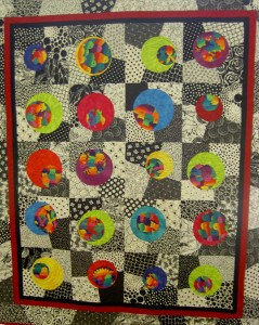 Circle Quilt by Dale Fleming
