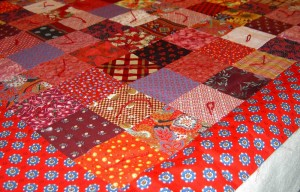 Children's Quilt Project Quilt