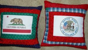NSGW Pillows