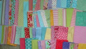 Sorbet Fabric Palette