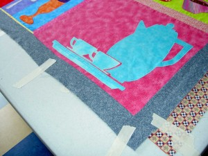 Quilting Border Comes in Handy