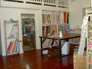 Birch Fabrics Back + Storeroom