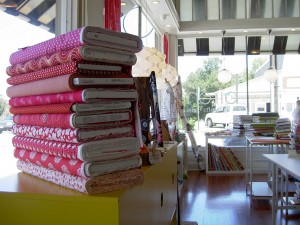 Birch Fabrics Front Towards Railroad Ave