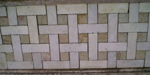 Divisadero Stairs - Detail