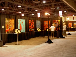 Overview, SAQA Exhibit