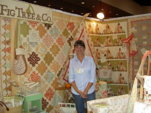 Joanna Figueroa in Fig Tree Booth