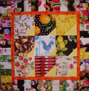Mom's Food Quilt Blocks