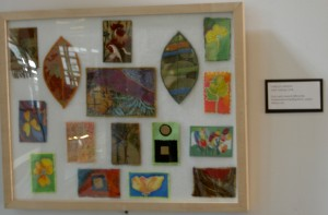 ATCs on the Wall