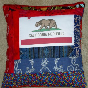 NSGW Pillow #1 - 2011