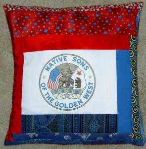 2011 NSGW Seal Pillow #1
