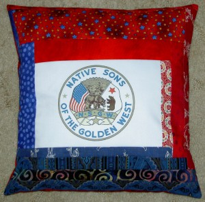 2011 NSGW Seal Pillow #2