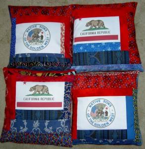 2011 NSGW Raffle Pillows