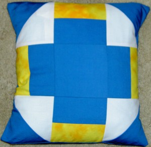 2011 Religion Teacher Pillow