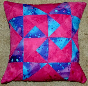 2011 Art Teacher Pillow