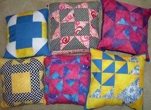 2011 Teacher Pillow Group