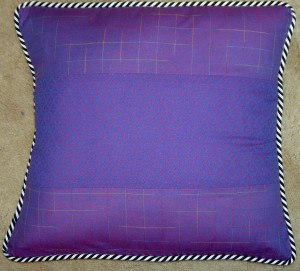 Simply Pillows class project from 1999