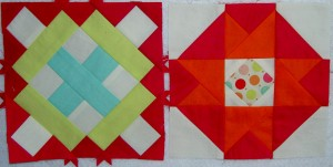 Two ABC Challenge Blocks