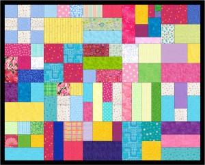 20 Block Quilt