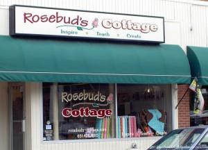 Rosebud's Cottage