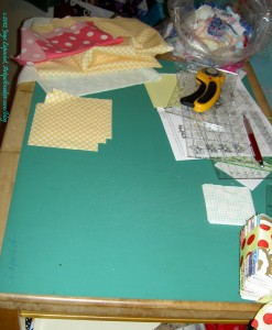 Cutting Table top