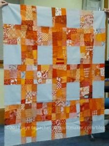 Kathleen's Blockwork Orange