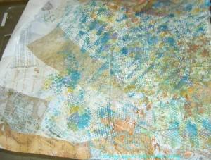 Julie's piece