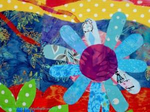 Garden Background detail