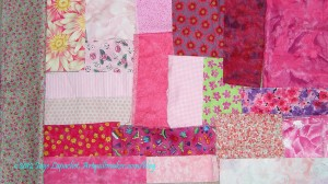 Fabrics from Mrs. K.