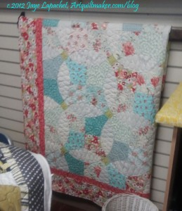 Broadway Quilts Flowering Snowball