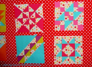 Small dot #2 straight set - detail