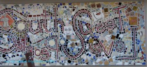 Magic Garden Mosaic