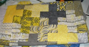 Maureen's Plus Quilt