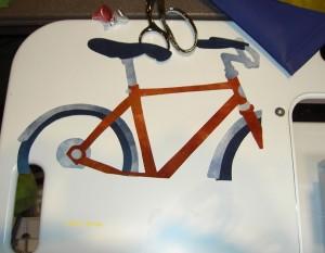 Sonja's Bicycle
