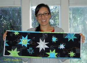 Angela's Table Runner