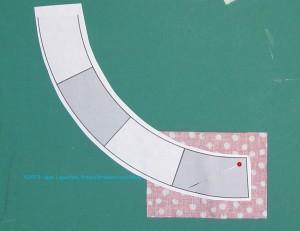 Pin fabric