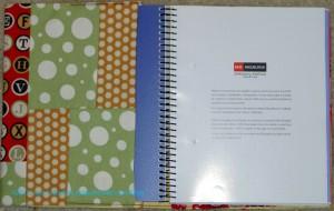 Journal cover inside