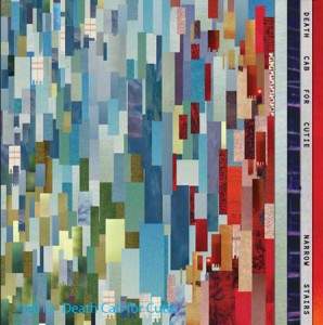 Death Cab for Cutie Album Cover