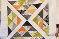 Maria's 2 sided quilt