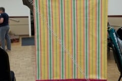 Yellow Stripe Pillowcase