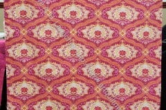 Pink Flowery Pillowcase #2